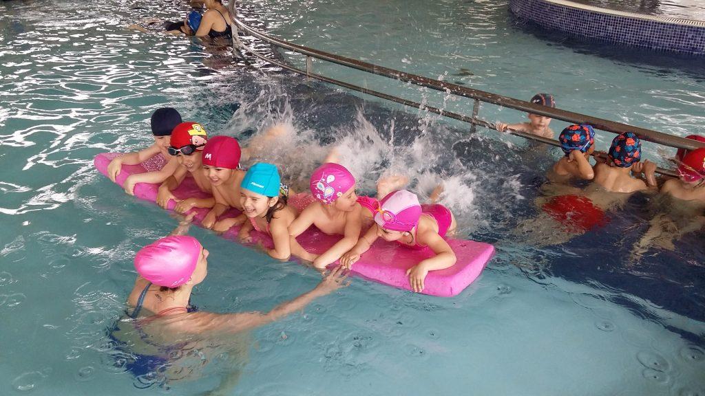1r dia piscina P4B