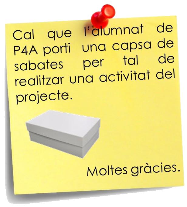 Plantilla notes en post-it
